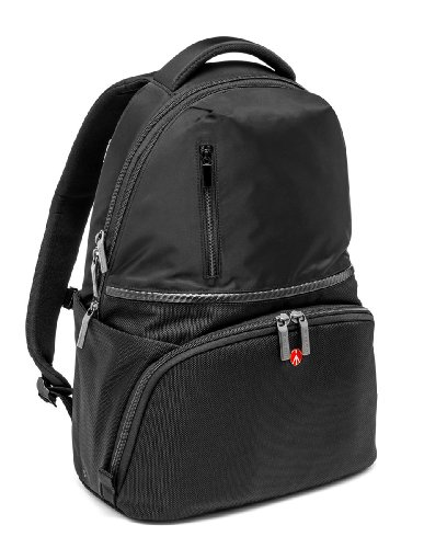 Manfrotto Advanced Active - Funda para cámara DSLR, Negro