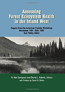 Assessing Forest Ecosystem Health in the Inland West
