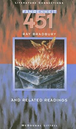 McDougal Littell Literature Connections: Fahrenheit 451 Student Editon 1998