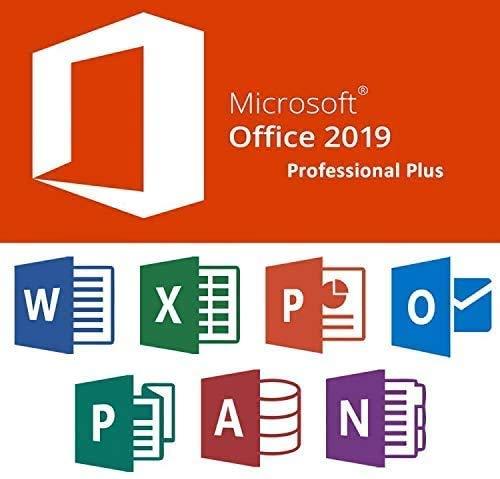 Office 2019 Professional Plus 32/64 bits   Licence pour 1PC ( seulement pour windows 10 )   [Téléchargement]