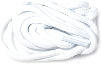 LitLaces - Thick Round Polyester Athletic Replacement Shoe Laces for Basketball Shoes