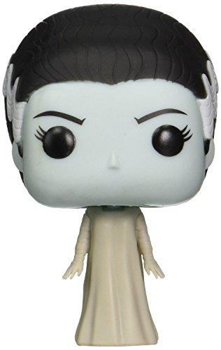 Pop! Numero Funko 113 Universal Monsters Novia de Frankenstein Vinilo Figura 10 cm Peliculas