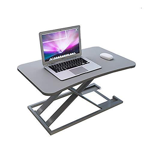 ZLL Laptoptafel, beddienblad, staande computer, hubtafel, notebook, desktop-computer, bureaurek, bureau, computerstandaard, bureau, verhoging, plank, kind, klaptafel