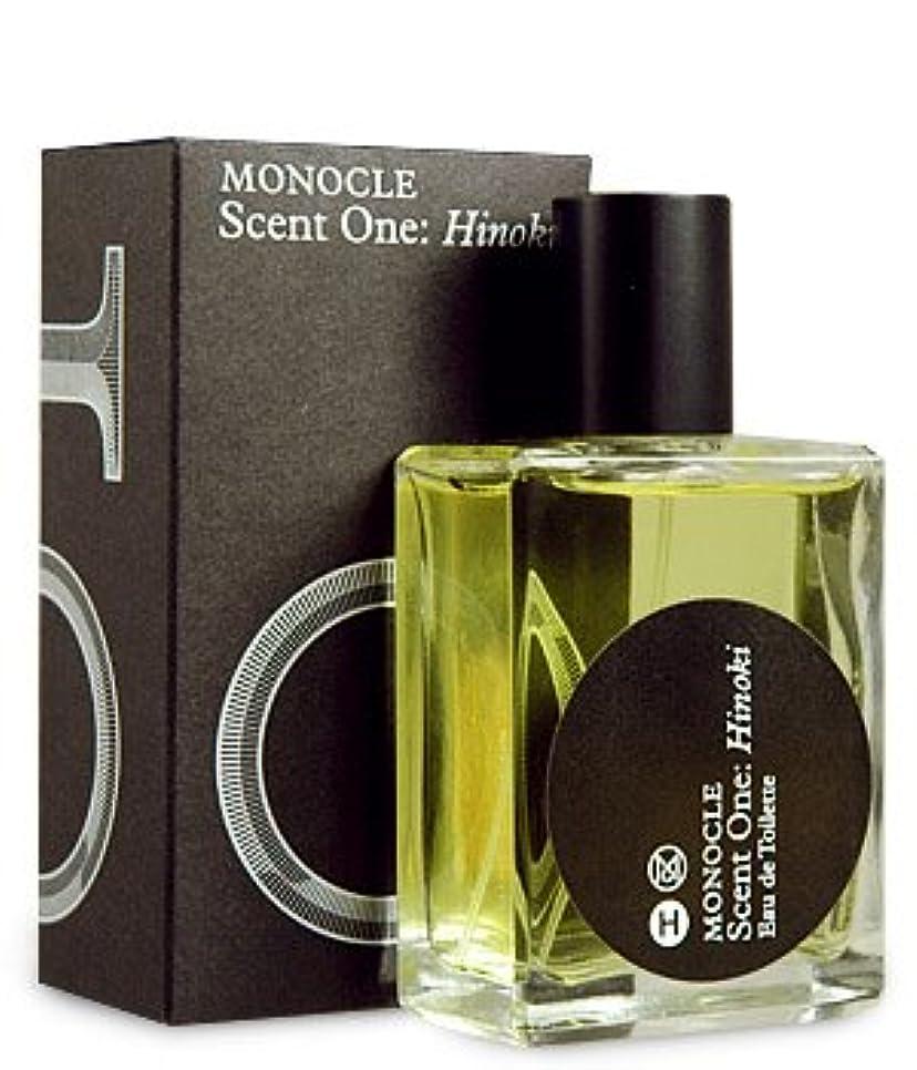 現実には啓発する時代遅れComme des Garcons Monocle Scent One Hinoki (コムデギャルソン モノクル セント1 ヒノキ) 1.7 oz (50ml) EDT Spray for Unisex