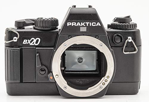 Praktica BX20 BX-20 cámara réflex Cuerpo Gehäuse réflex condición superior de la cámara réflex