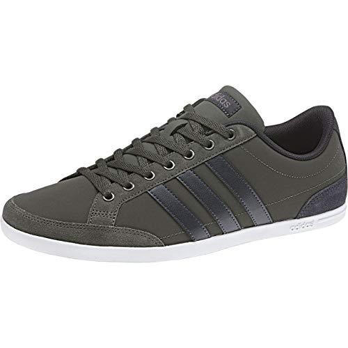 adidas Herren Caflaire Sneaker, Grau (Cinder/Carbon/Crystal White), 40 EU