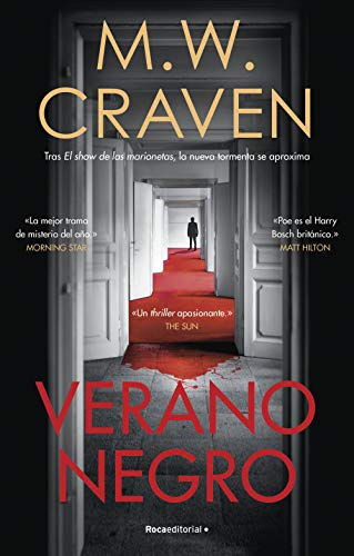 Verano negro (Serie Washington Poe 2) (Thriller y suspense)
