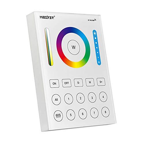 LGIDTECH B8 Miboxer Wireless 2.4GHz 8-Zone RGB+CCT...