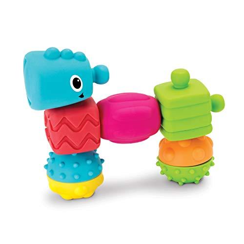 Infantino Senso Plug and Play Textured Multi Blocks Set Plug & Play...