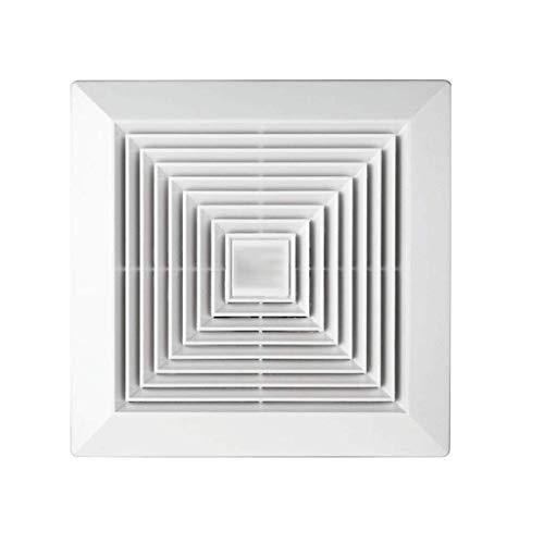 ASYCUI ventilatie-extractor 8 inch ABS-ruimte diffuser kunststof aansluiting rond regelventiel plafond airconditioning Outlet Tuyere grootte: 980 * 980mm geluid: 59dB paneel grootte: 245 * 245mm