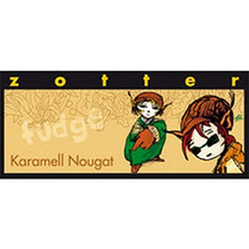 Zotter Schokolade Karamell Nougat - 70 gr