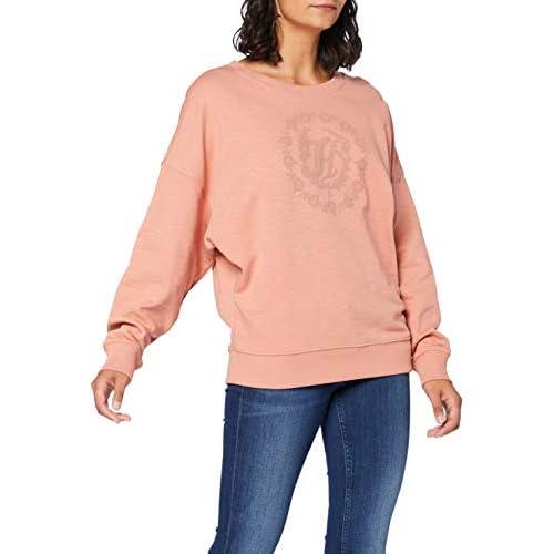 Tommy Hilfiger Women's Oversized Floral Th Sweatshirt Sweater