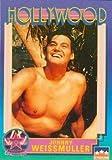 Johnny Weissmuller trading card (Trazan Gold...