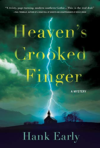 Image of Heaven's Crooked Finger (An Earl Marcus Mystery)