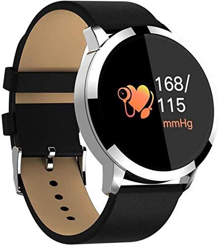 Bluetooth Smart Watch Fitness Tracker mit Blutdruck & Herzfrequenz-Messgerät Schritt- und Kalorienzähler IP67-Aktivität Armband mit Schlafanalyse-3
