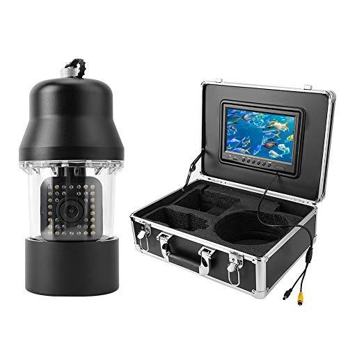 Onderwaterzoeker, 360 ° draaibare visvideocamera met 9