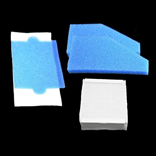 Without brand LT-Home, 5pcs Mousse Filtre Hepa for Thomas 787241, 787 241, 99 Nettoyage du Filtre Remplacements Aspirateur Accessoires Filtrer