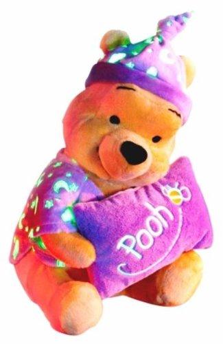 Disney Doudou Winnie Gid avec Coussin - 25 cm