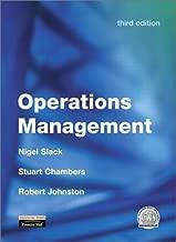 Operations Management by Slack, Prof Nigel, Chambers, Dr Stuart, Johnston, Prof Rober (2000) Paperback