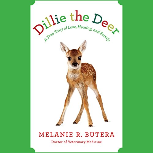 Dillie the Deer audiobook cover art