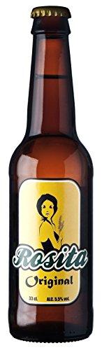 Rosita - Cerveza Original, 33cl, 5.5º