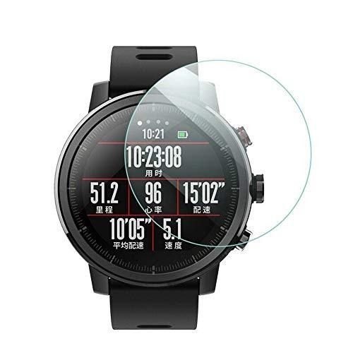 3 X Películas Filme Protetora Para Relógio Xiaomi Amazfit Stratos