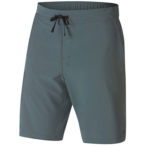 Oakley Icon Woven Shorts Homme, Blackout, L