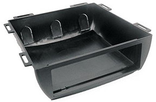 SCOSCHE UDEB Universal Under Dash Enclosure Kit,black