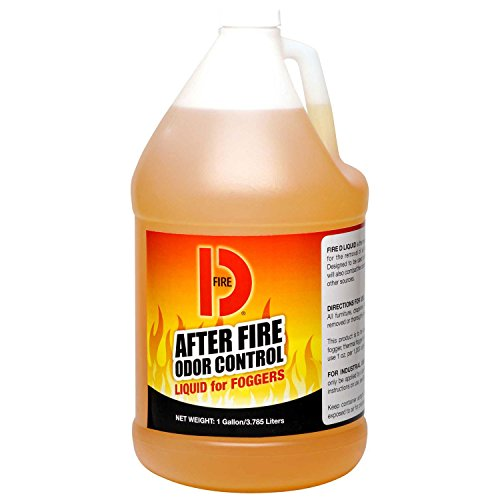 Big D Fire D After-Fire Odor Control Liquid
