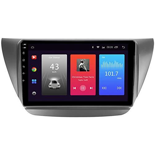 Android Car Stereo Sat Nav for Mitsubishi Lancer IX GLX 2006-2010 Head Unit GPS Navigation System SWC 4G WiFi BT USB Mirror Link Built-in Carplay