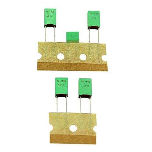 20x MKT-Condensateur rad. 1µF 63V DC ; 5mm ; MKT1826510065W ; 1uF