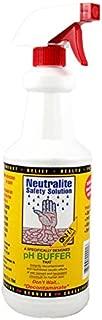 Neutralite- Cement Burn Neutralizer