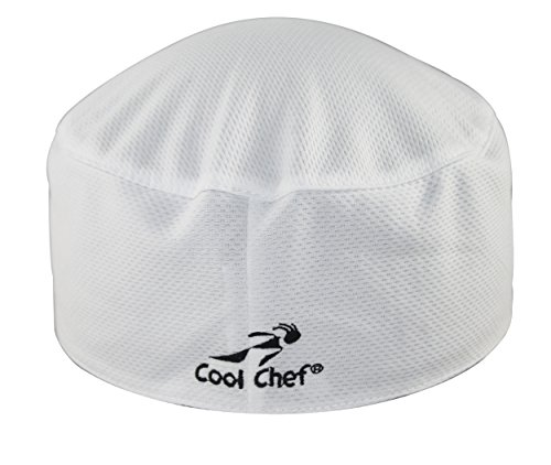 Headsweats Berretto da Cuoco Chef è Cool, White, Taglia Unica, 8901 801