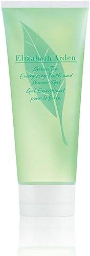Elizabeth Arden – Green Tea – Gel Énergisant pour le Bain & la Douche – Extrait de Thé Vert