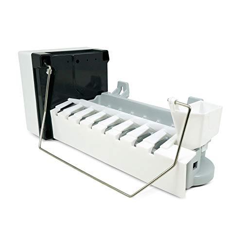 ForeverPRO D7824706Q - Máquina de hielo de repuesto para refrigerador Whirlpool D7824706Q 0056504 0056599 0056605
