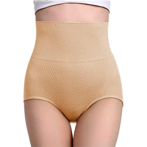 Health Magic Pants Skin (TALLA S/M/L) Braguitas Moldeadoras Faja Reductora Lencería para Mujer Pantalón Sin Costura Braga de Cintura Alta Control de Barriga Levanta Glúteos Estiliza Cadera 🔥