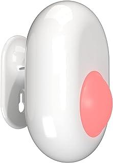Shelly Sensor de movimiento WiFi Detector de seguridad en el hogar Acciones personalizadas Dispositivo de larga duración d...