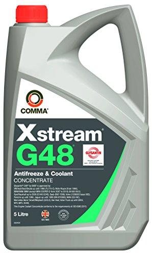 COMMA XSG5L Xstream G48 Gefrierschutzmittel/ Kühlflüssigkeit, Konzentrat, 5l