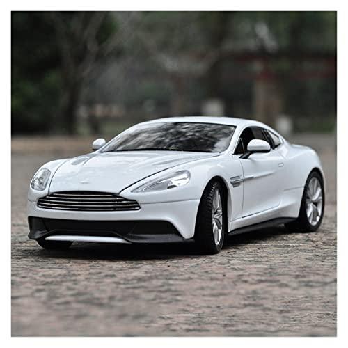 PCTHMLL Modellini Auto Modelli di Auto 1:24 Collezione Regalo Back Force Pressofusa per Aston per Martin V12 Modellini Auto Epoca ( Color : 4 )
