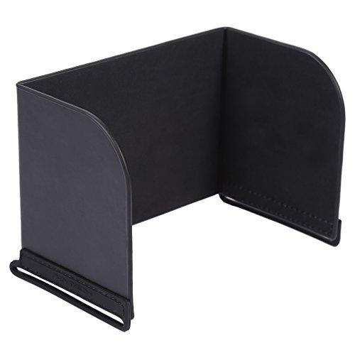 Tineer monitor Sun Hood parasole pieghevole copertura cappuccio smartphone Tablet compatibile con DJI Mavic Air/Pro/Spark/Phantom/Inspire/Osmo drone telecomando