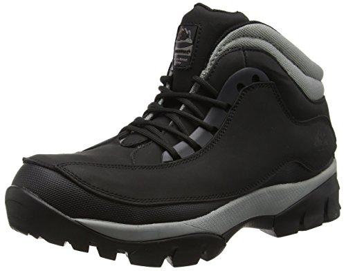 Groundwork GR386 L, Unisex - Erwachsene Sicherheitsschuhe, Schwarz - schwarz - Größe: 44 EU