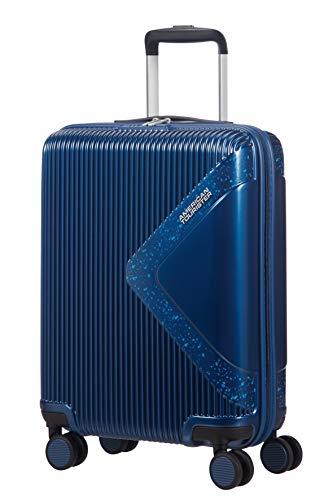 American Tourister Modern Dream Spinner Bagaglio a Mano 55 Cm, 35 L, Blu (Skydust)