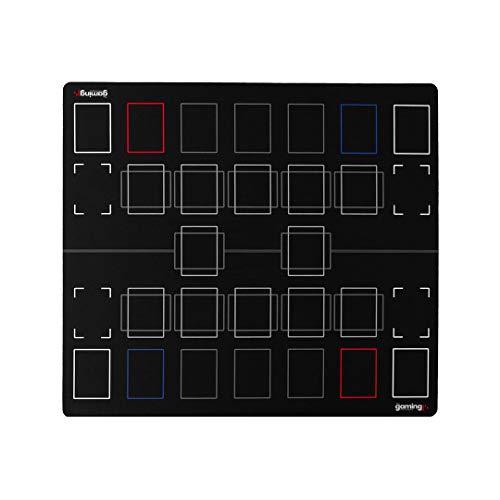 The Gaming Mat Company Tapis de Jeu Tapis de Stade pour Tapis de Stade YU-Gi-Oh Compatible avec Les Joueurs de compatibles avec Le Joueur Principal