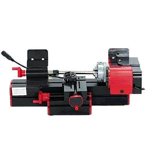 YIJIAN 6 en 1 Multi del Metal Mini Madera Torno motorizado Sierra de calar Grinder Herramienta de Bricolaje máquina taladradora CNC fresado Combinado