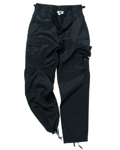 Mil-Tec Herren Us Ranger Hose,schwarz,XXL