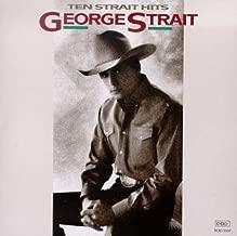 Best george strait ten strait hits cd Reviews