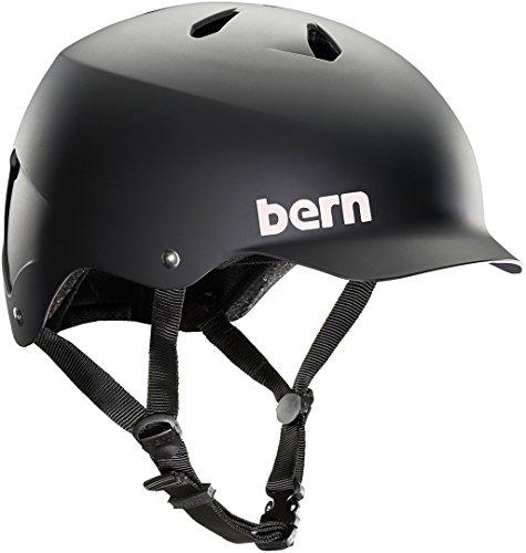 Bern WATTS H2O Helm 2019 Matte Black, M