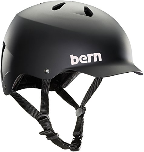 Bern WATTS H2O Helm 2019 Matte Black, XL