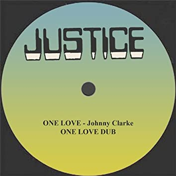 """One Love and Dub 12"""" Version"""