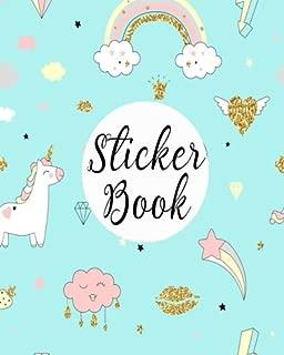 Best blank sticker books Reviews